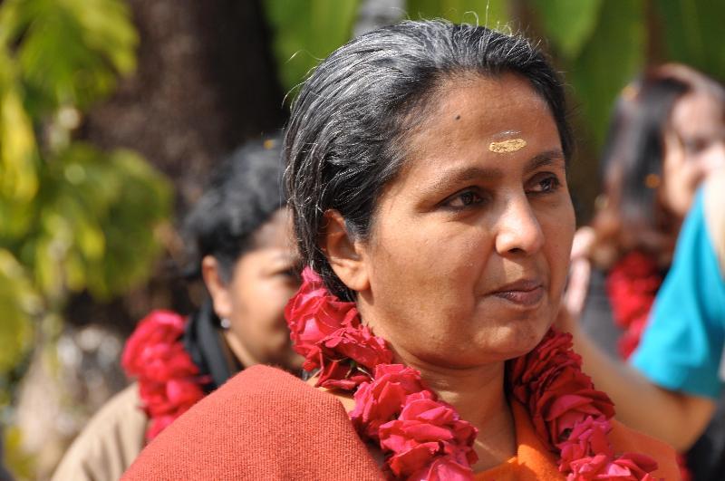 Swamini Pramananda