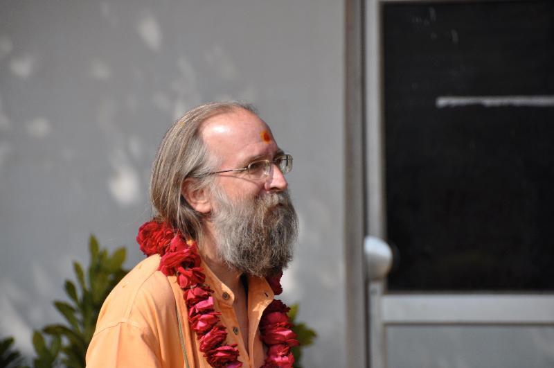 Swami Mangalananda