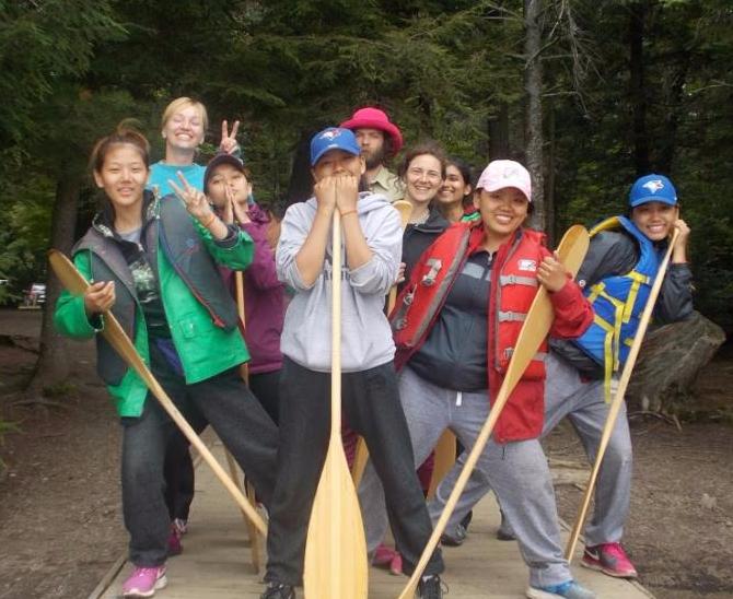 Algonquin Canoe Adventure