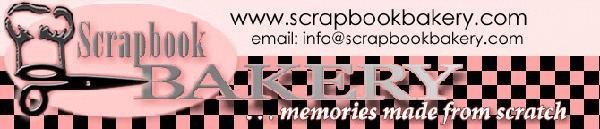 scrapbook bakery