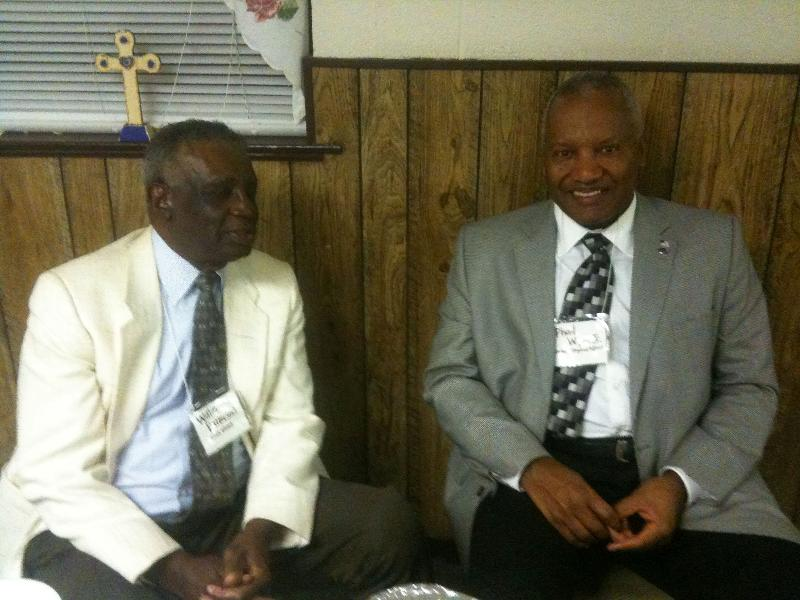 Willie Patterson and Phail Wynn, Jr.