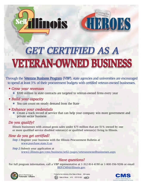 Vet Owned Businesses