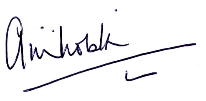 Alastair Noble Signature