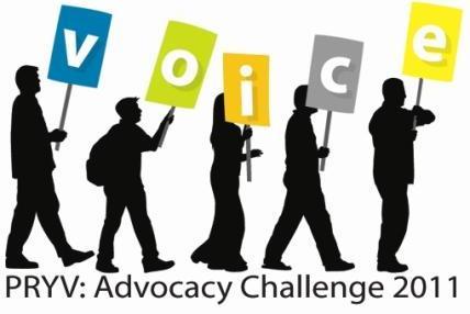 Project Raise Your Voice logo