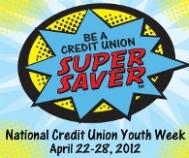Credit Union Youth Week logo