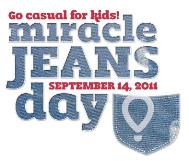 Miracle Jeans Day is Sept. 14