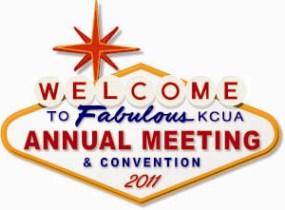 KCUA 2011 Annual Meeting logo