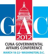 GAC 2012 logo