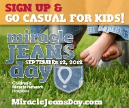 Miracle Jeans Day