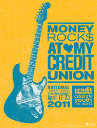 Credit Union Youth Savings Week logo