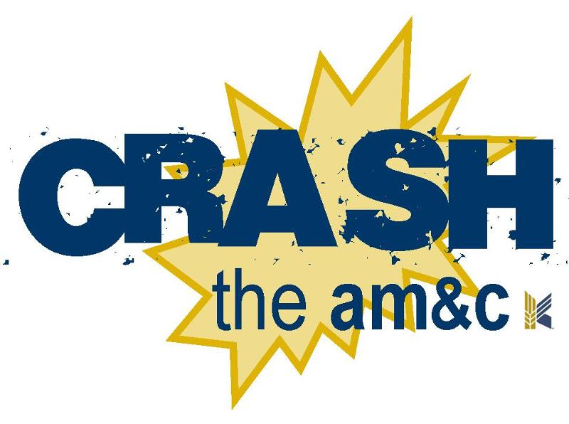 Crash the Annual Meeting logo