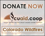 CU Aid donate wildfires