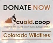 CU Aid donate wildfires