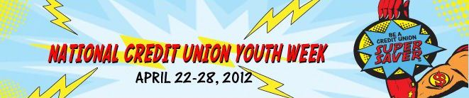 Credit Union Youth Week header