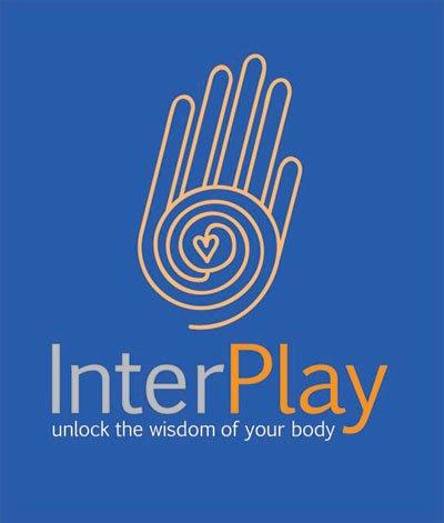 Blue interplay logo