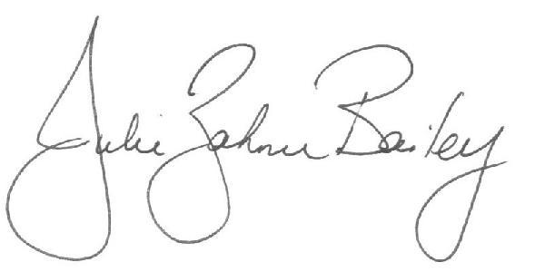 juliie's signature