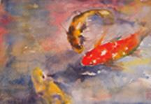 Marlene Kramer's painting