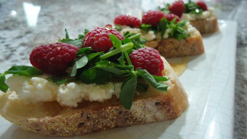 Freshalicious Summerberry Baguette