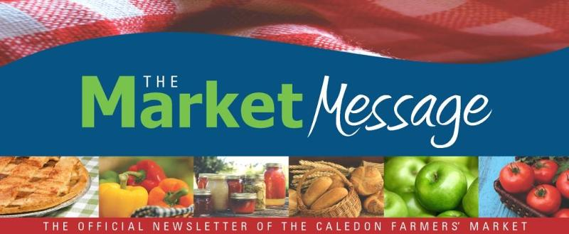 The Market Message masthead