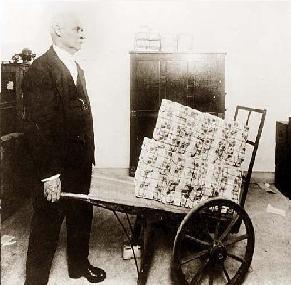Barrels of Money