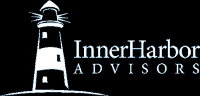 InnerHarbor Advisors Logo (Black Background)