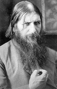 Rasputin beard