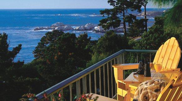Hyatt Highlands Deck View