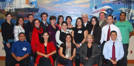 Latino Leadership Class IV
