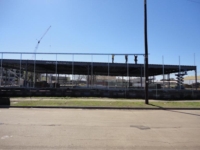 SSA Building Under Construction