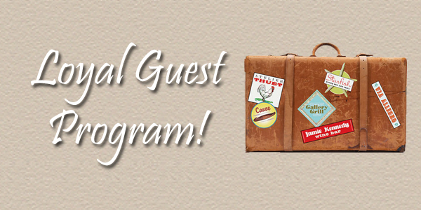 loyal guest program