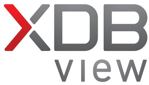 XDBview Logo