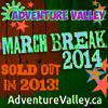 Adventure Valley March Break Camp