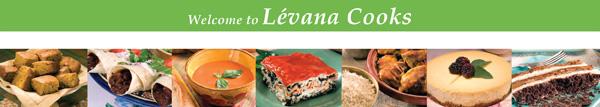 Levana Cooks Newsletter Logo
