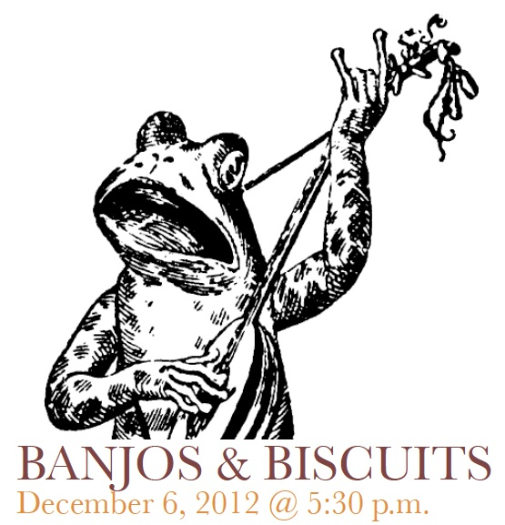 Mercy Junction - Banjos and Biscuits graphic