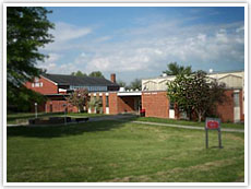 Knoxville College campus