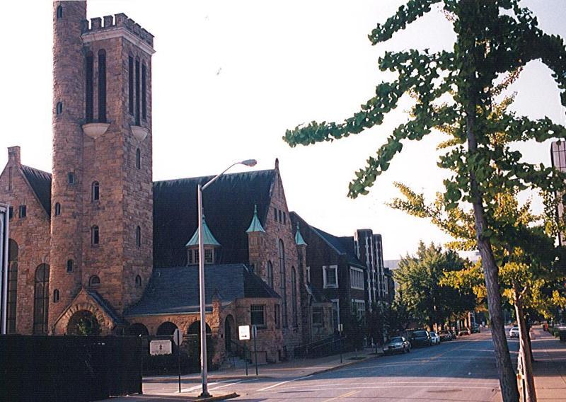 Second Presbyterian Church in Chattanooga