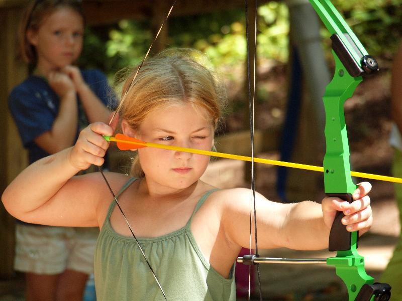 Archery at John Knox Center
