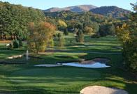 Golf Course at Waynesville Inn