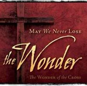 The Wonder of the Cross logo