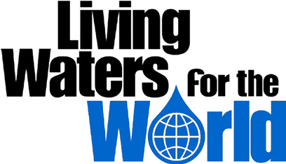 Living Waters for the World color logo