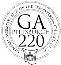 Logo of the 220th General Assembly