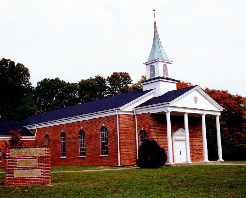 First Presbyterian Church in Etowah, TN