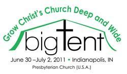 Big Tent 2011 logo