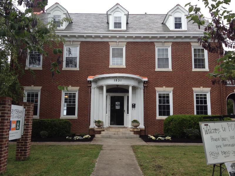 Presbyterian Campus Ministry house at UT-Knoxville