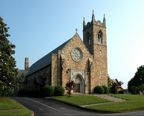New Providence Presbyterian Church in Maryville, TN