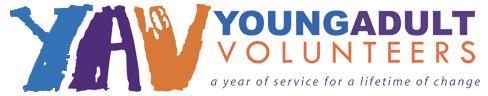 Youn Adult Volunteers logo