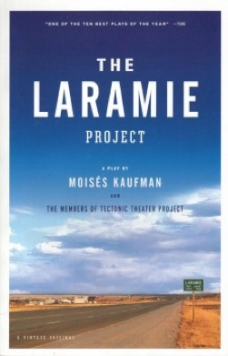 The Laramie Project book cover
