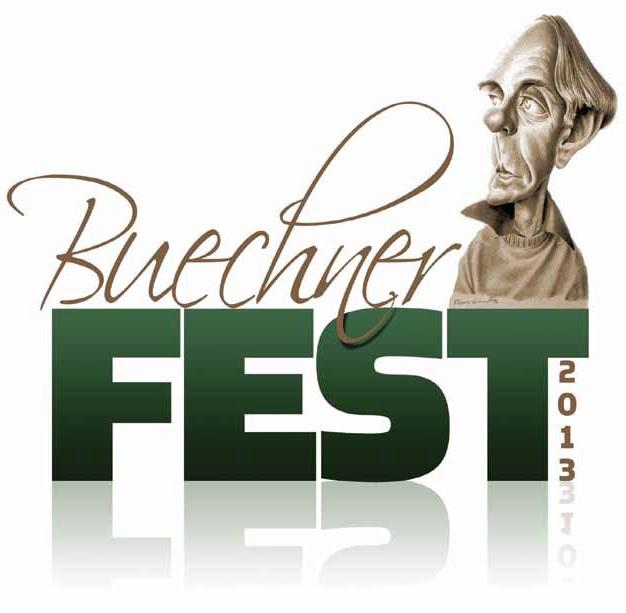 BuechnerFest 2013 logo