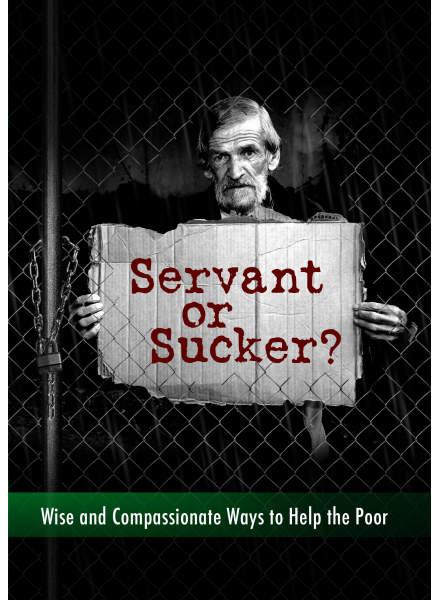 Servant or Sucker cover image