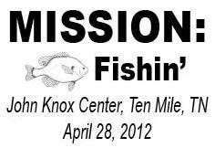 Mission: Fishin' logo